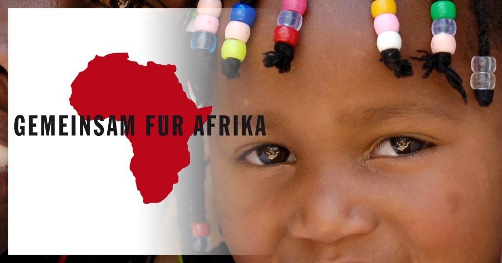 Rechtlicher Träger des Bündnisses GEMEINSAM FÜR AFRIKA ist der Verein GEMEINSAM FÜR AFRIKA e. V._©GEMEINSAM FÜR AFRIKA
