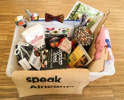 Afrika-Koffer SEK © Gemeinsam für Afrika