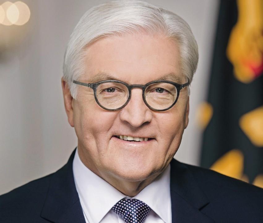 Bundespräsident Frank-Walter Steinmeier ist Schirmherr von GEMEINSAM FÜR AFRIKA._©Bundesregierung - Steffen Kugler