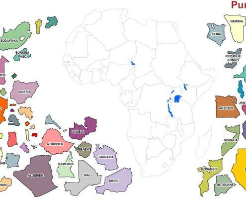 Interaktives Afrika-Puzzle_GEMEINSAM FÜR AFRIKA