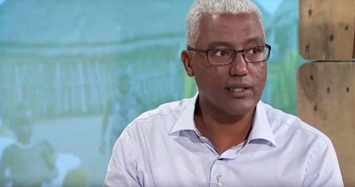 Dawit Mehari, ADRA-Länderkoordinator für Äthiopien und den Südsudan.