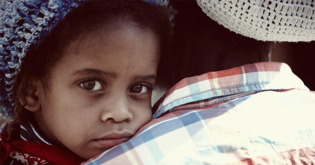 Unsere Mitgliedsorganisation die UNO-Flüchtlingshilfe fördert den Schulbesuch für Flüchtlingsmädchen._©GEMEINSAM FÜR AFRIKA / Buenning