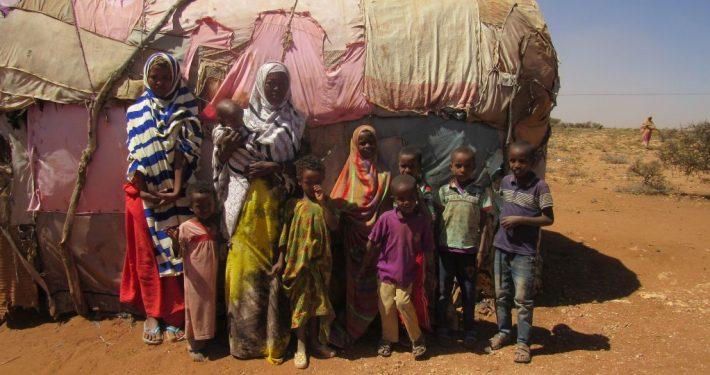 Äthiopien: Schulbesuch für geflüchtete Nomaden©Kinderhilfswerk Global-Care