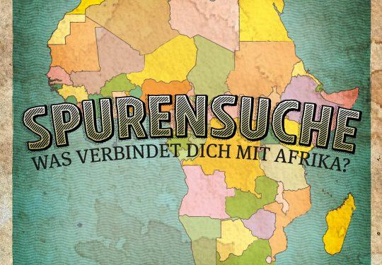 """a Quiz: """"Spurensuche - Was verbindet sich mit Afrika?""""_©Valentin Hoff/ GEMEINSAM FÜR AFRIKA"""