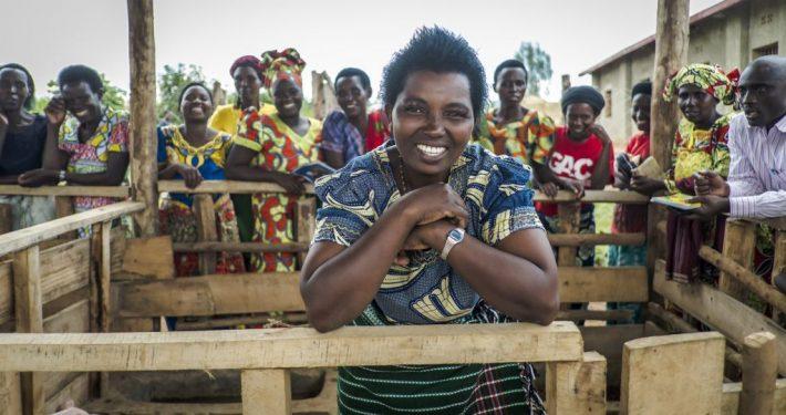 Ruanda: Selbsthilfegruppen gewinnen den Kampf gegen die Armut_©Kindernothilfe