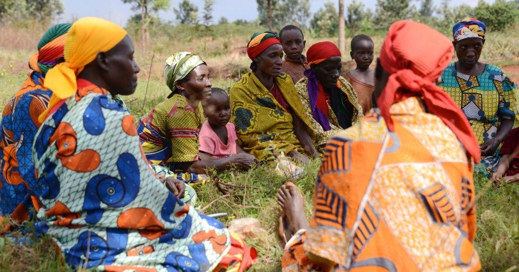 Konflikt-Workshops in Burundi©Tony Heriza/Quäker-Hilfe-Stiftung