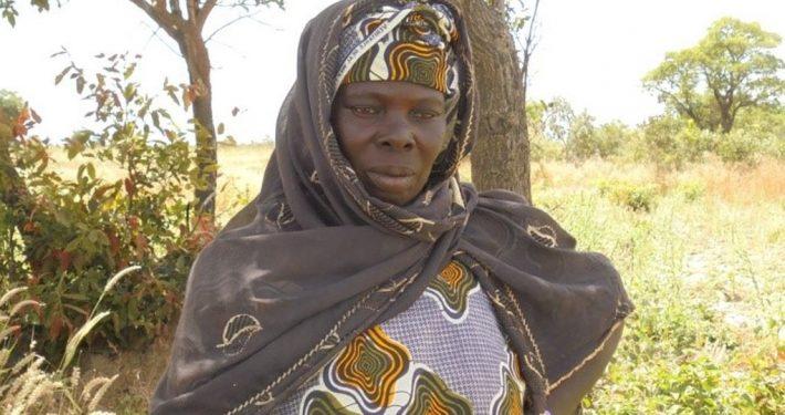 Mali: Kleinbäuerin in Sahel-Region© ADRA