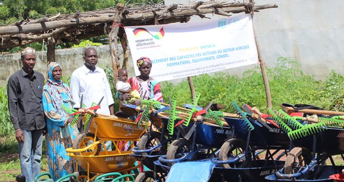 Mali: Förderung von Kleinbauern_© ADRA