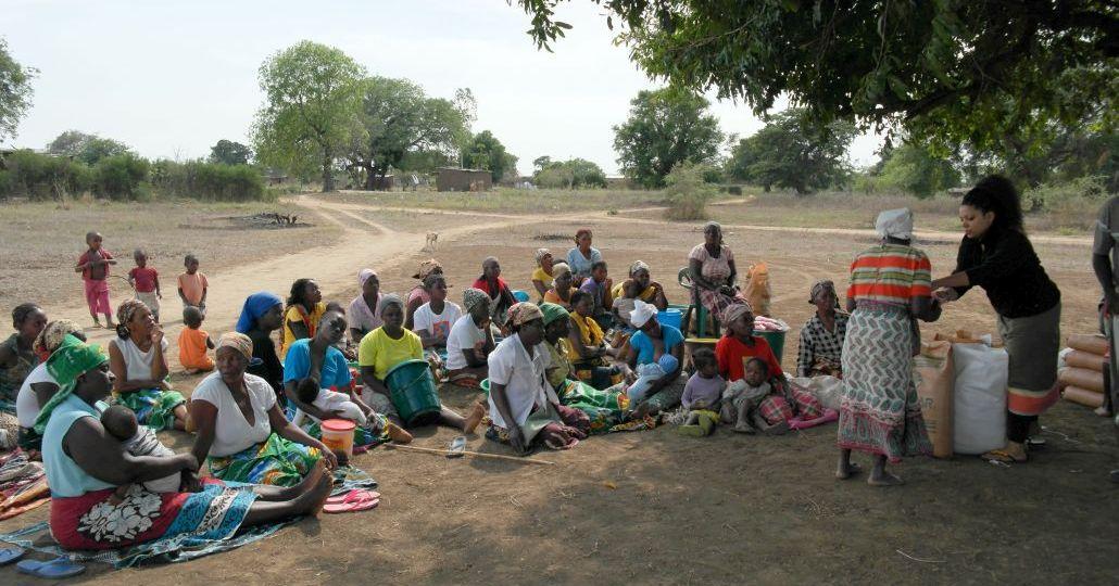 Mosambik: Landrechte sichern©ACOSADE Welthaus