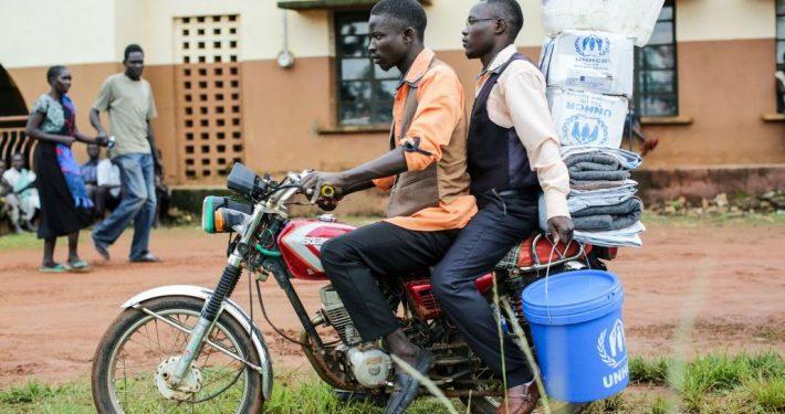 Südsudan: Nothilfe für Flüchtlinge©UNHCR/R. Nuri