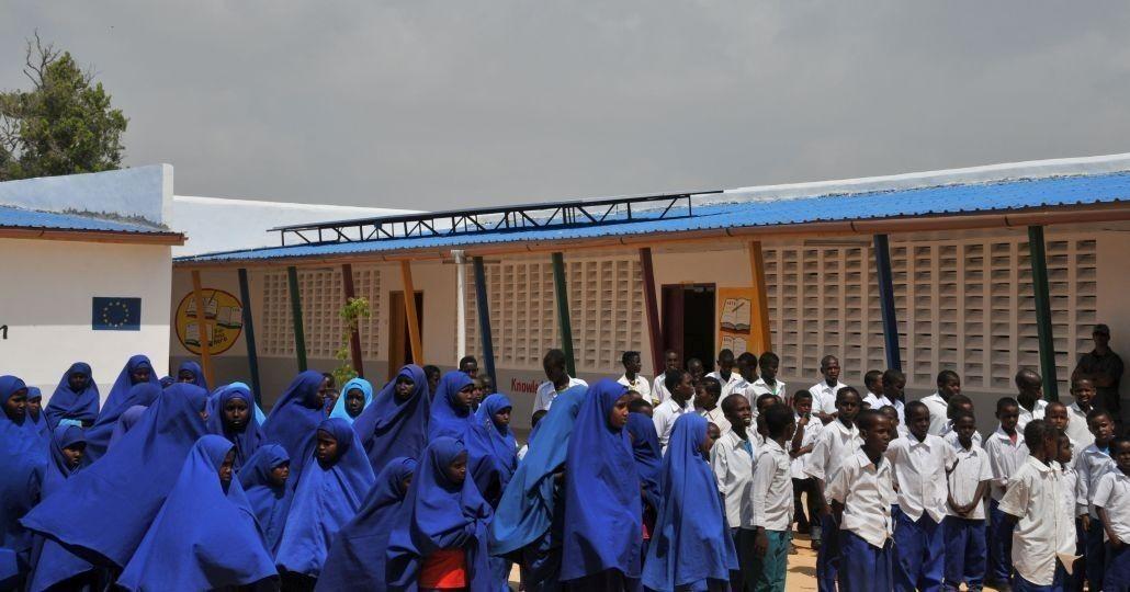 Somalia_Solarenergie an Schulen©ADRA