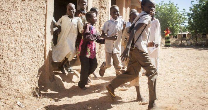 Tschad: Bildung für Flüchtlingskinder©UNHCR/S.Cherkaoui