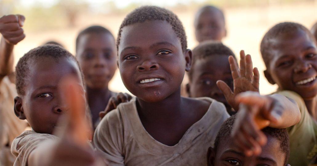 Lachende Kinder_© Kindernothilfe e.V.