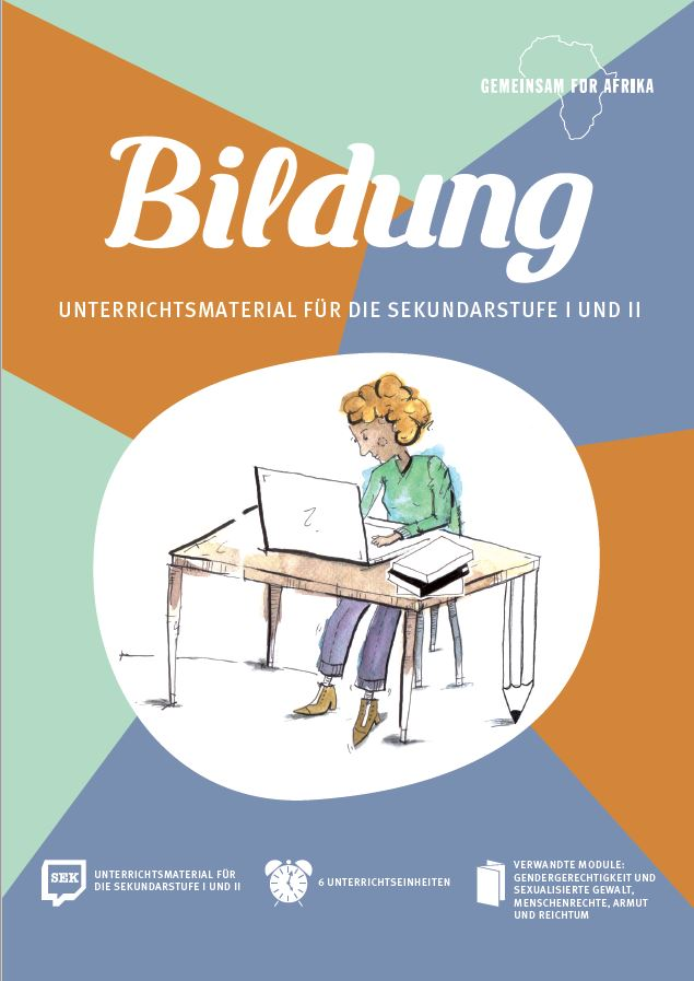 Unterrichtsmaterial über Bildung für die Sekundarstufe I und II