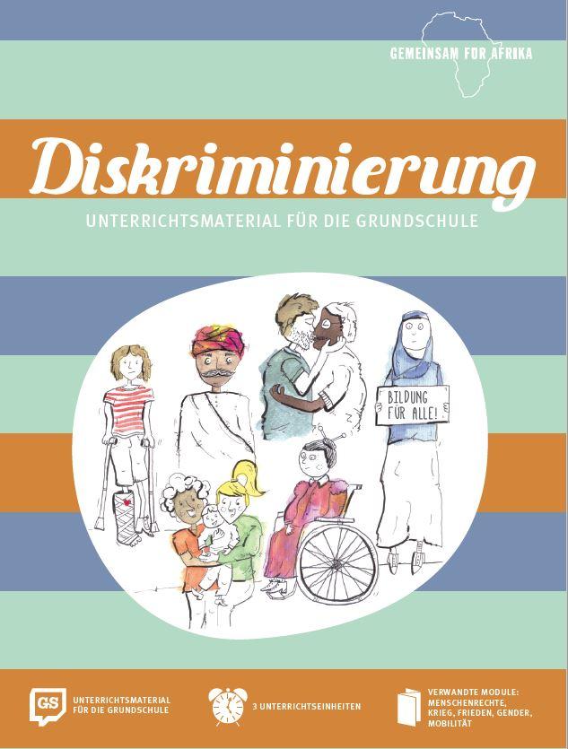 Unterrichtsmaterial über Diskriminierung für die Grundschule