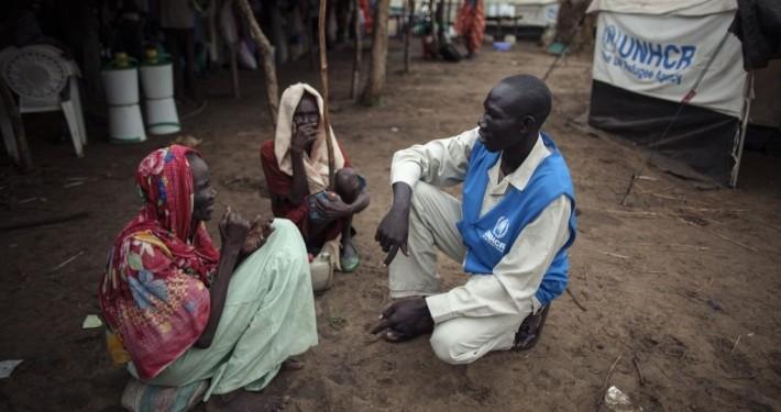 Südsudan,Maban_© UNHCR/B.Sokol