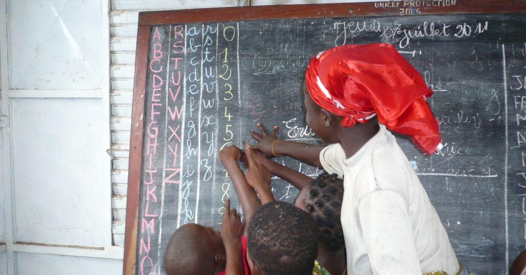 Schulkinder in Benin_©Kinderrechte Afrika