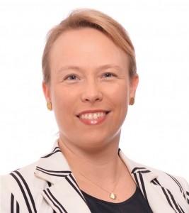 Afrika-Referentin Anna Lena Johannsen © GEMEINSAM FÜR AFRIKA