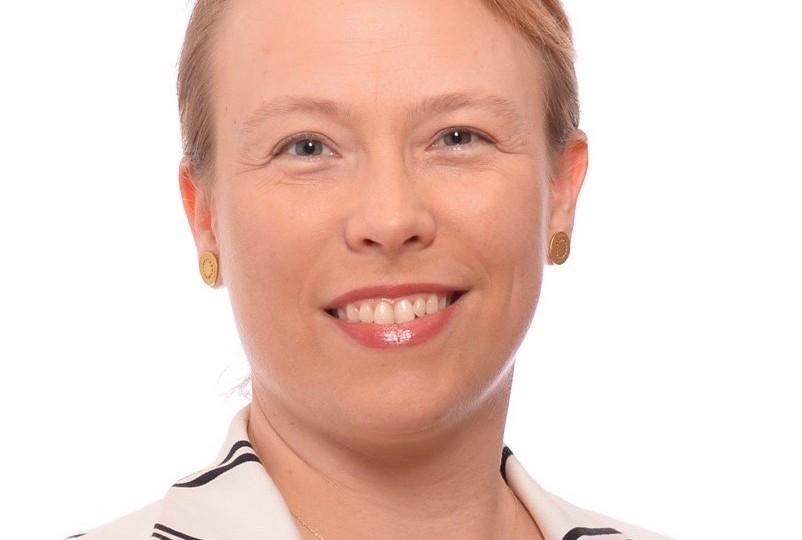 Afrika-Referentin Anna Lena Johannsen