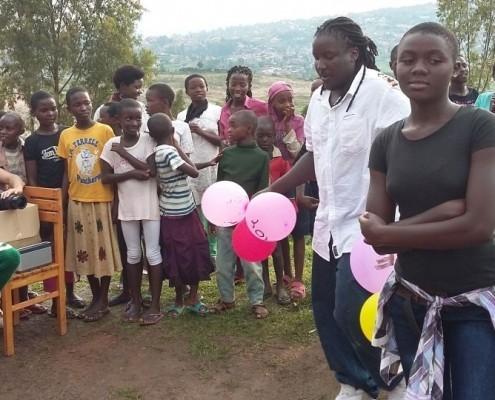 Schul-Aktion: Schüler*innen der Realchule Netphen setzen Projekte zusammen mit der Root Foundation in Kigali (Ruanda) um_©Realschule Netphen