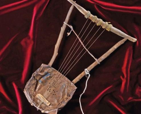 Musikindtrument_©GEMEINSAMFUERAFRIKA