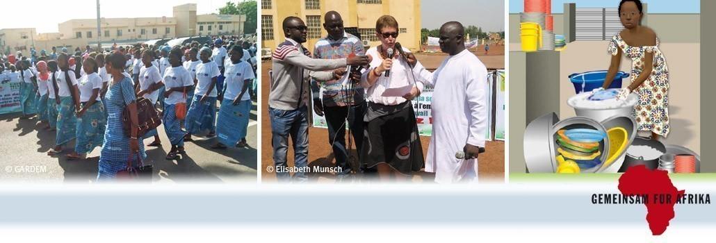 Unsere Mitgliedsorganisation Kinderrechte Afrika e.V. setzt sich in Mali für den Schutz und die Rechte minderjähriger Haushaltshilfen ein.