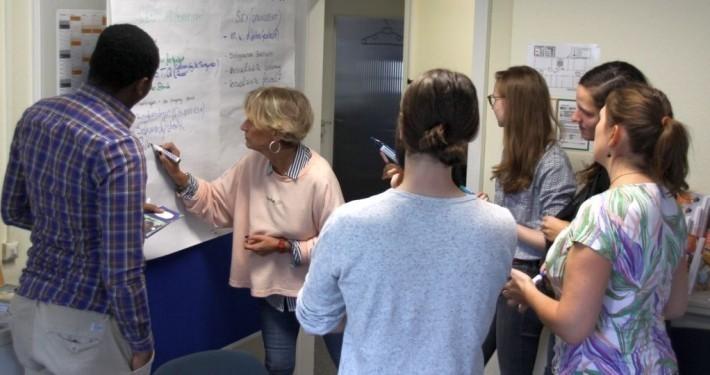 Lehrkräftefortbildung Bonn_©GEMEINSAM FÜR AFRIKA