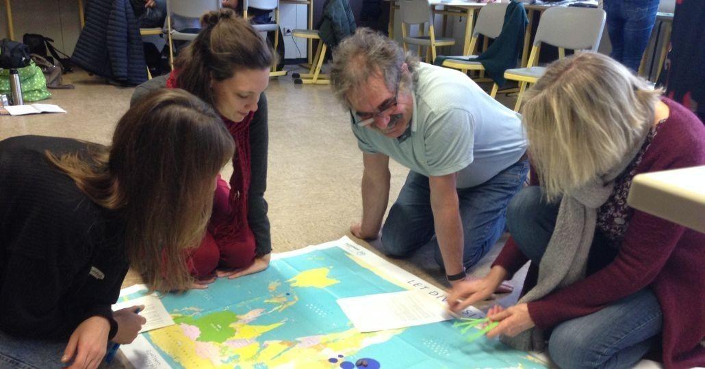 Lehrkräftefortbildung Gießen_©GEMEINSAM FÜR AFRIKA