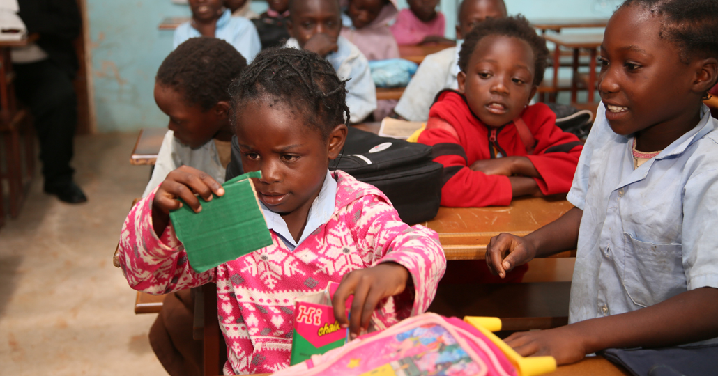 Frühkindliche Förderung _© Childfund Deutschland