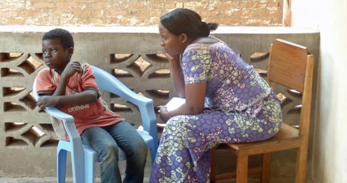 Hilfe für Straßenkinder _© Childfund Deutschland