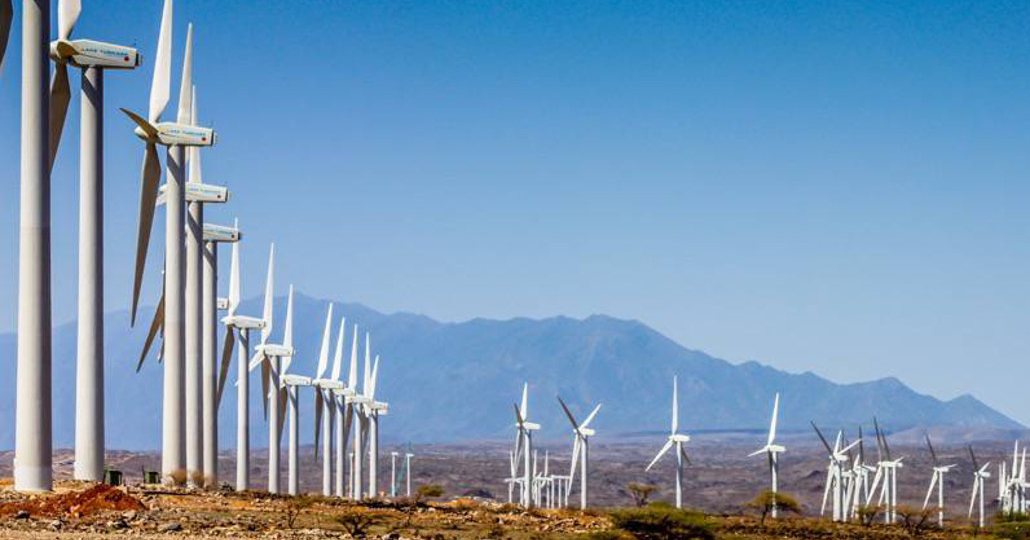 Lake Turkana Wind Power Ltd. _©Lake Turkana Wind Power Ltd.