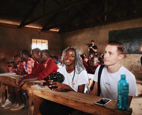 Back in School - Abigail Odoom