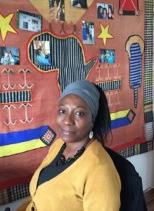 Afrika-Referentin Hadiatu Fofanah