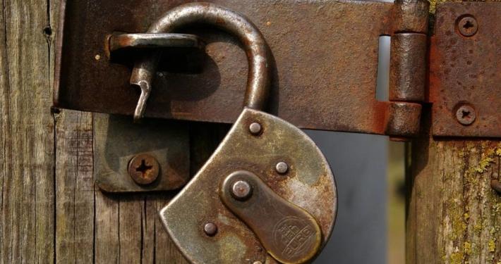 Symbolbild: Lockdown