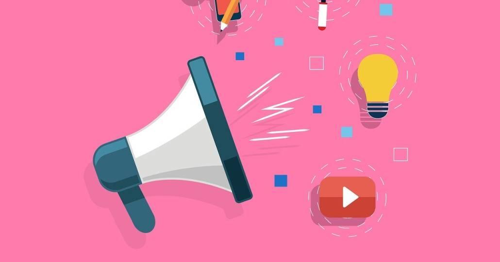Symbolbild: Informationen durch Videos verbreiten