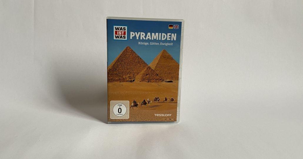 Was ist was: Pyramiden DVD