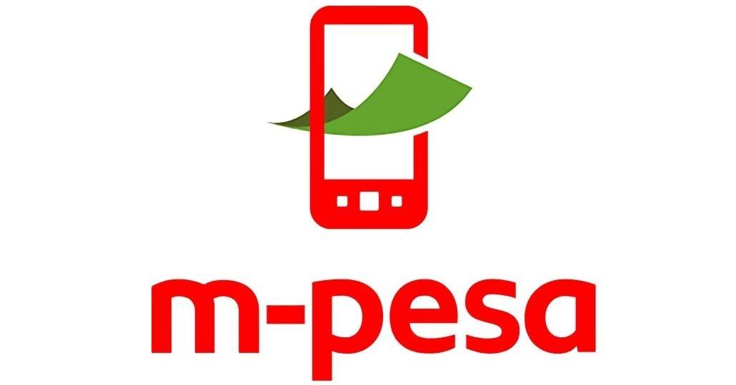 Logo: M-pesa