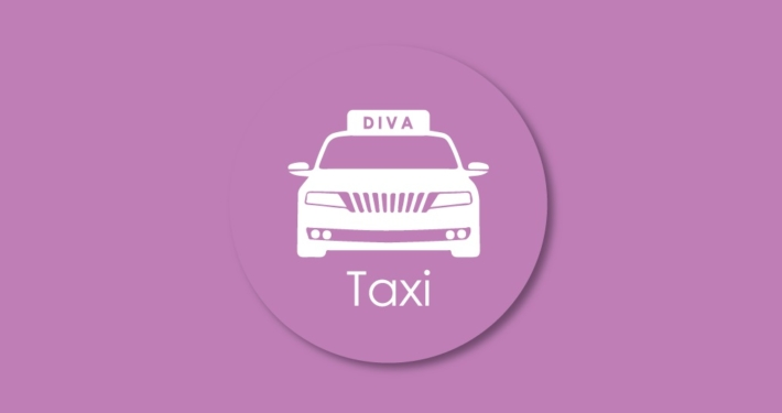 Logo: Diva Taxi