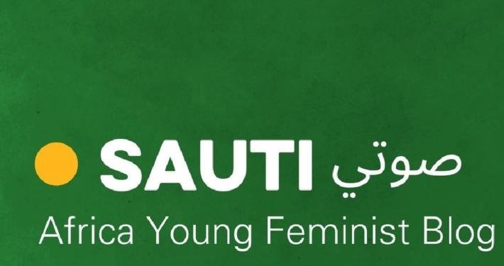 Logo: Sauti Africa Young Feminist Blog