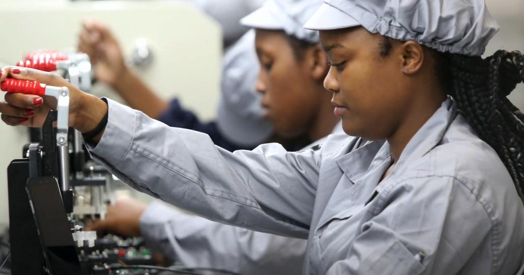 """Das erste Smartphone """"Made in Africa"""""""