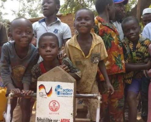 Versorgung für Burundi-Flüchtlinge in DR Kongo_© action medeor/AFPEDE