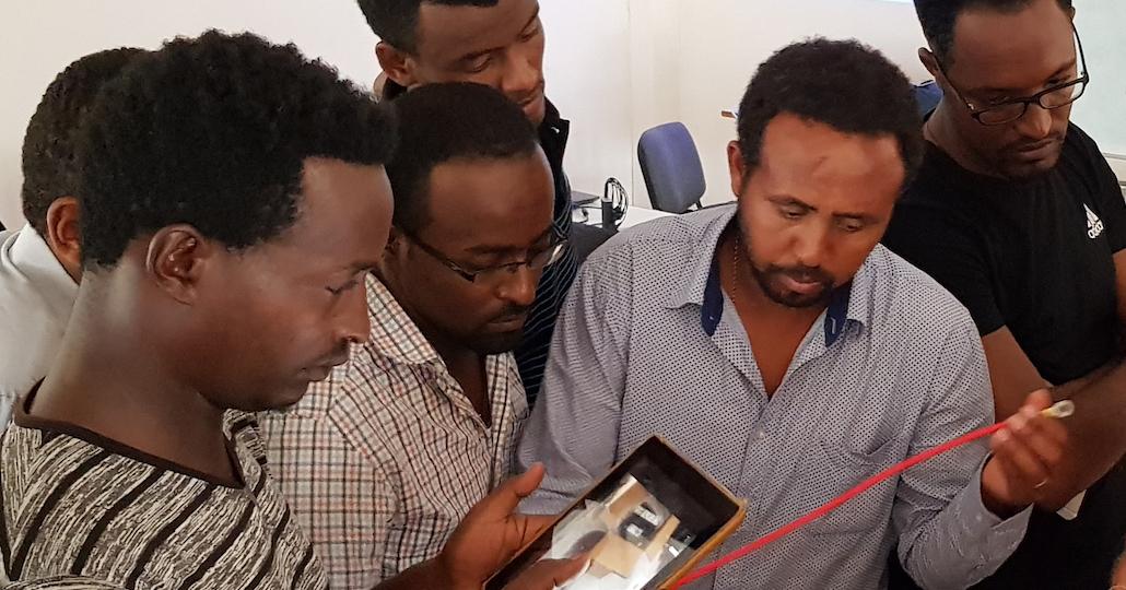 Äthiopien: Ausbildung für junge Menschen_© ADRA