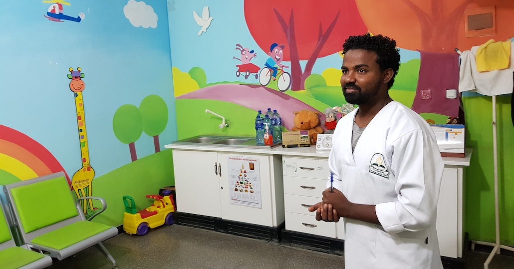 Äthiopien: Ausstattung für Kinderklinik_© ADRA