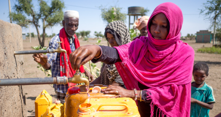 Äthiopien: Unterstützung der Landwirtschaft_© ADRA