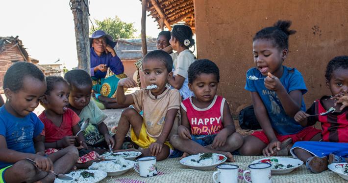 Madagaskar: Ernährungssicherheit für die Bevölkerung_© ADRA