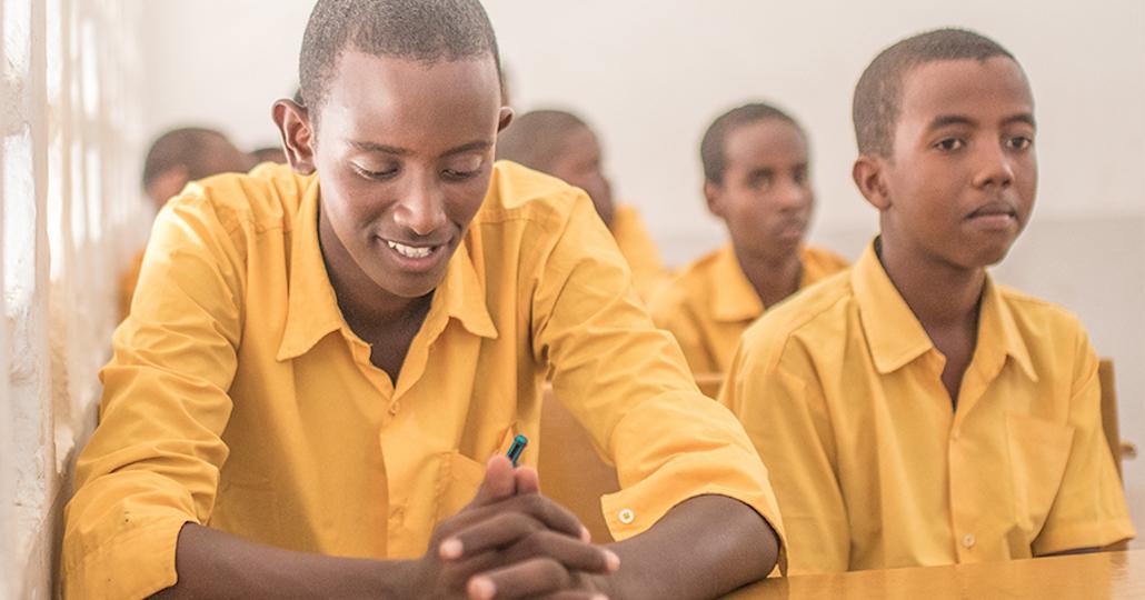 Somalia: Bildung für alle_© ADRA