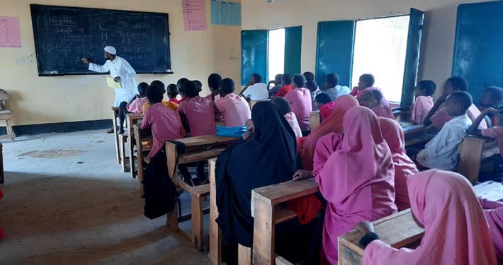 Somalia: Bildungschancen für Kinder_© ADRA