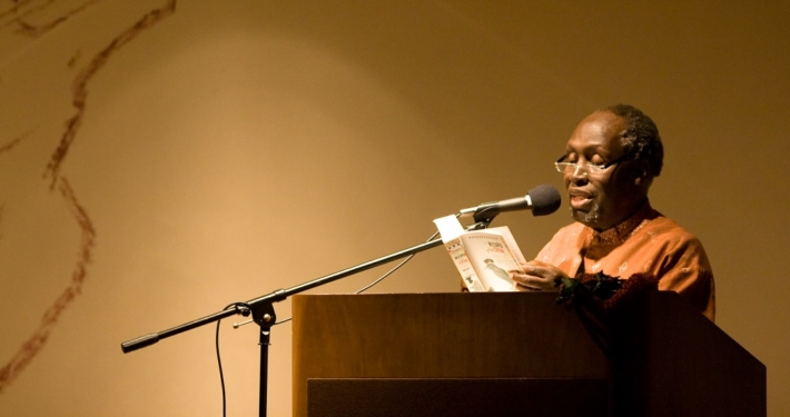 Ngugi Wa'Thiong'O reads from Wizard Of The Crow