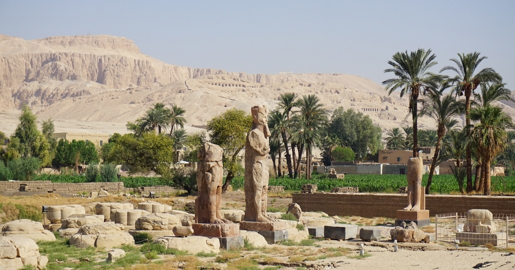 Statue Amenophis III