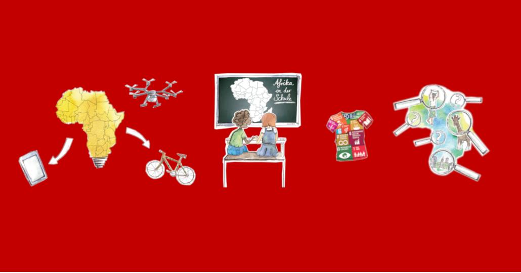 GEMEINSAM FÜR AFRIKA auf der Digital Didacta 2021